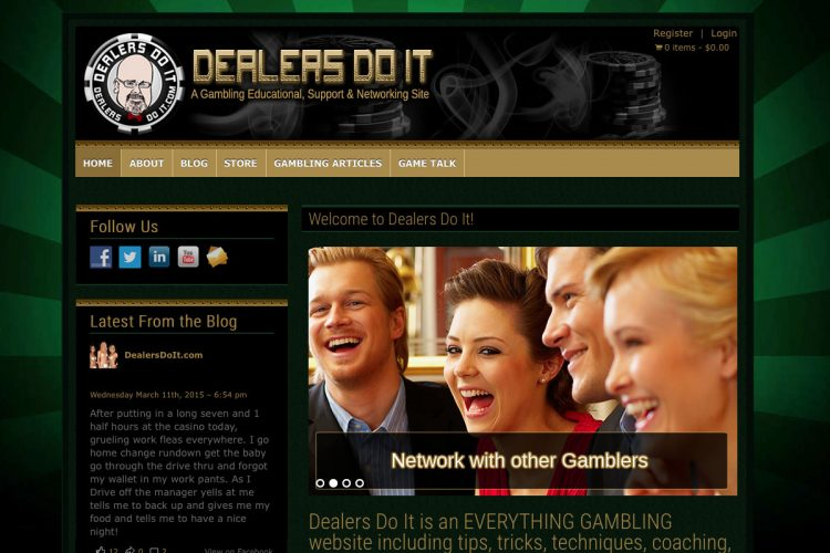Dealers Do It Homepage
