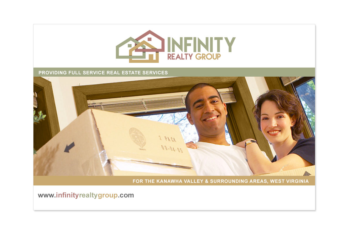 Infinity Realty Post Card