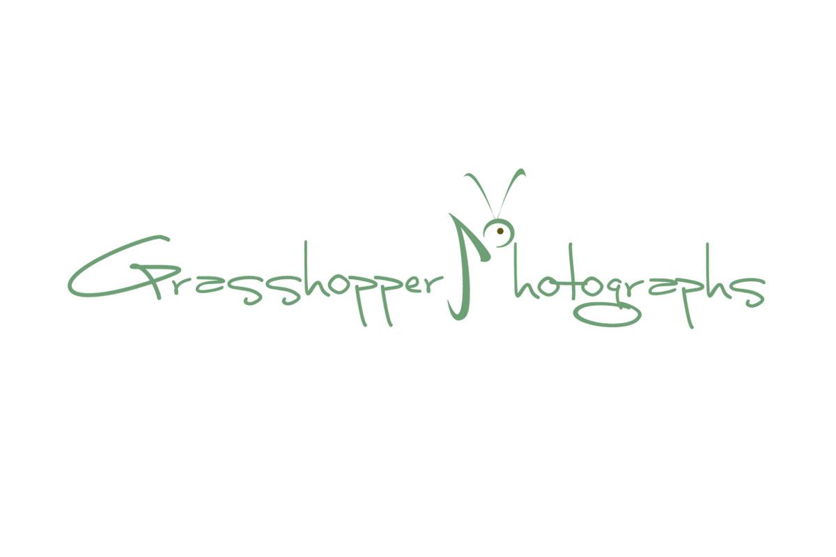 Grasshopper Photographs Logo