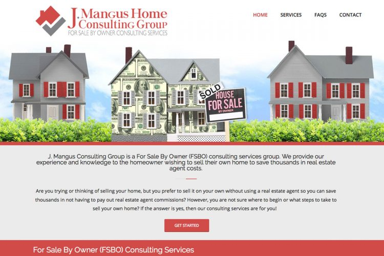 J Mangus Consulting Homepage